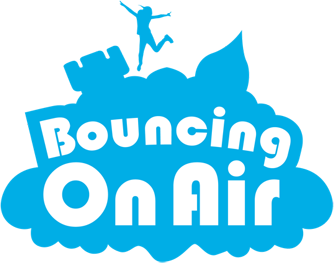 Bouncing On Air Logo