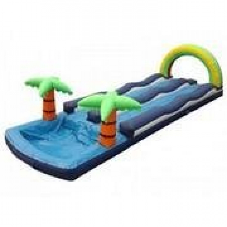 Palm Tree Slip n Slide, Bouncing On Air LLC | Buffalo, New York